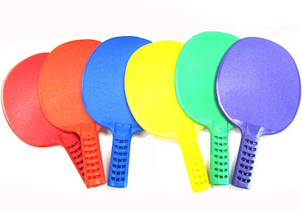 Best Plastic Ping Pong Paddles