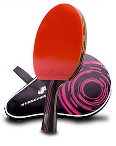 Caleson Best Ping Pong Paddle Review 2017