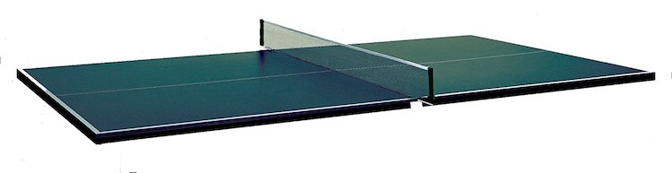 Martin Kilpatrick 3/4-Inch Ping Pong Table Conversion Top
