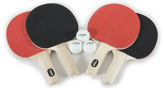 STIGA Classic Best Ping Pong Paddles Set