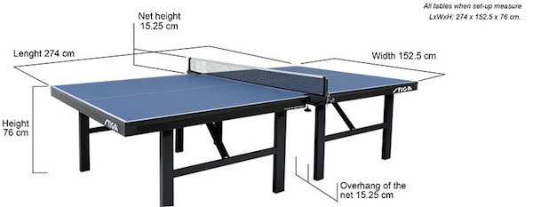 Superbe Ping Pong Table