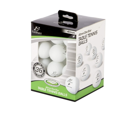 East Point Sports 40mm Table Tennis Balls